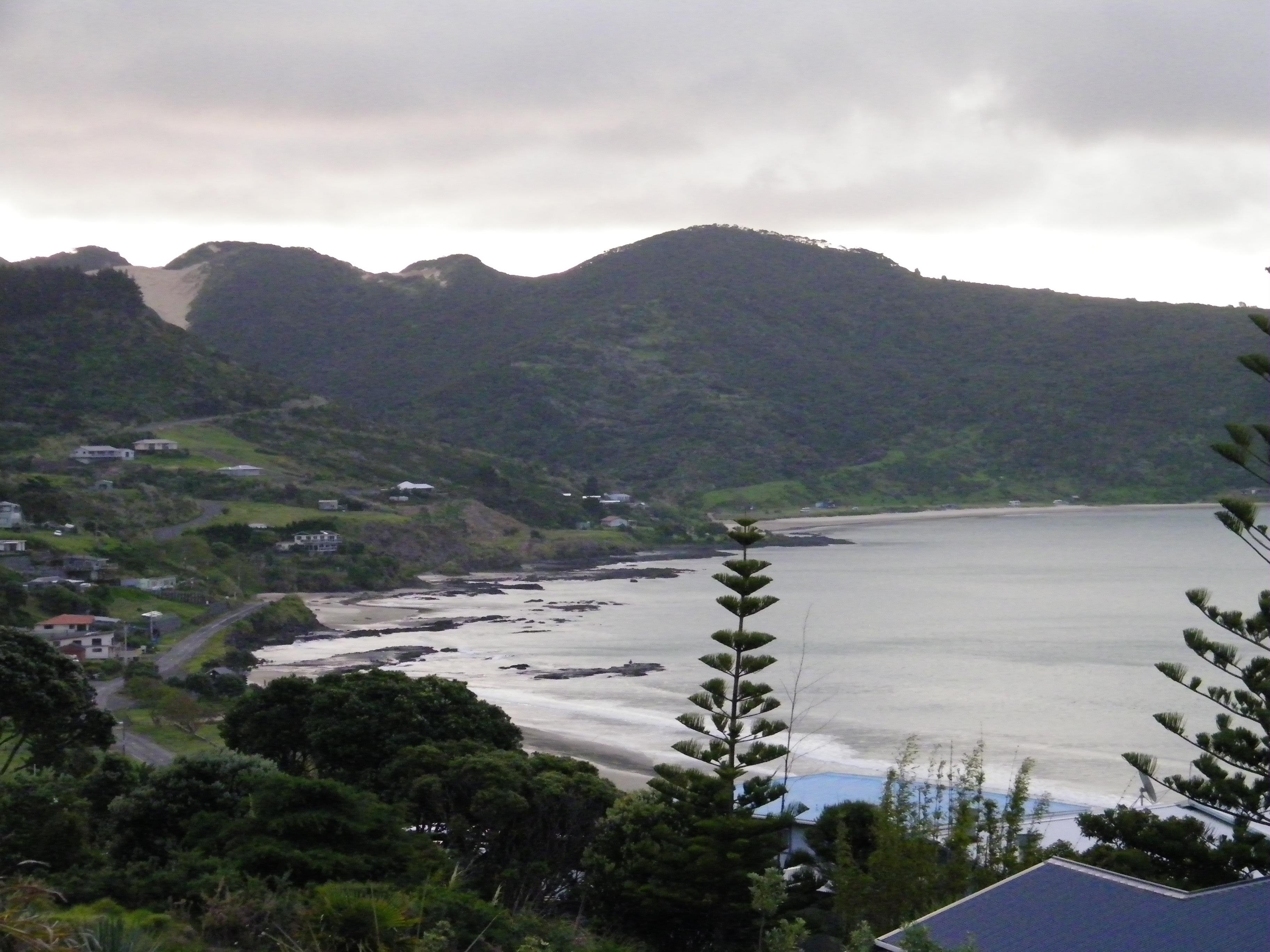 November 2012 island ashley for Aroha new zealand cuisine menu